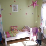Toddler Transitions: Moving into a Big Kid's Bed
