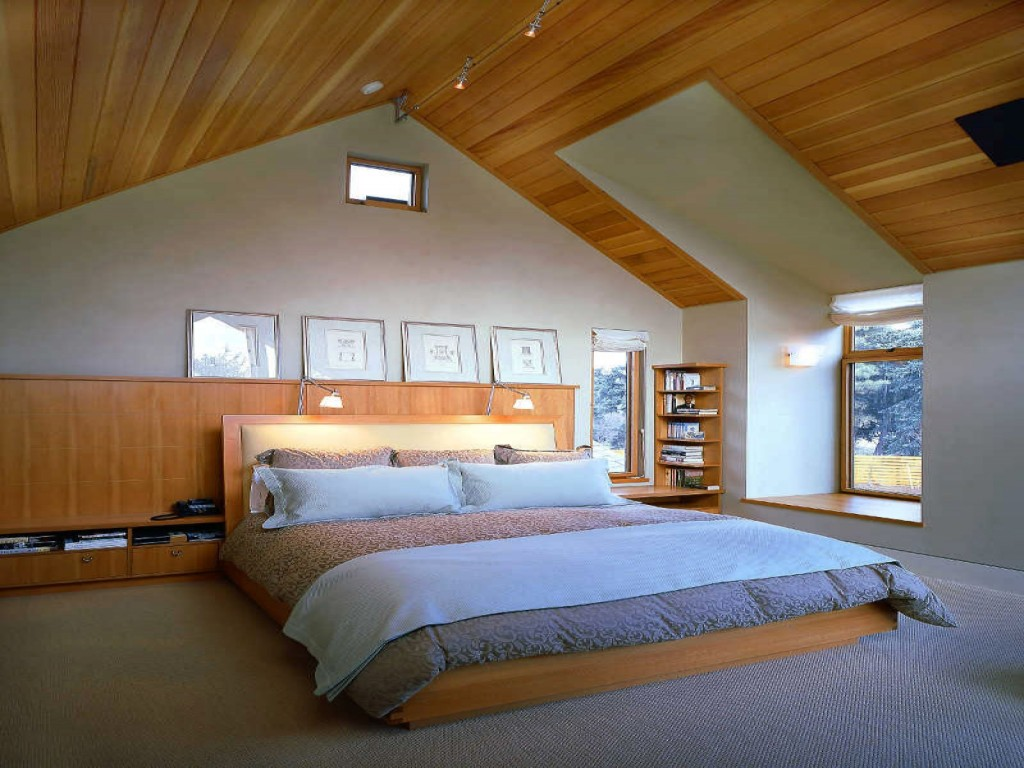 Tips for converting your attic into an additional bedroom - How to convert a loft into a bedroom ...