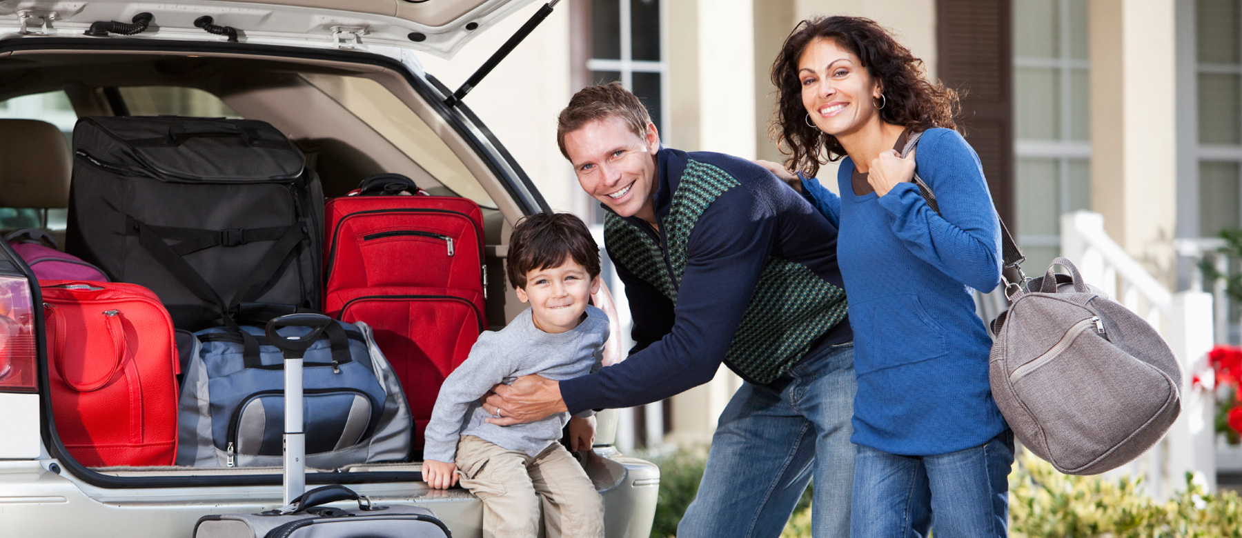 5 things you need for a family car for A family house