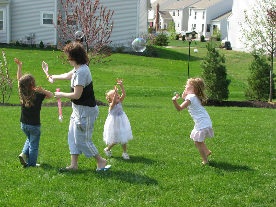 Turning Your Yard Into A Learning Environment For Your Kids