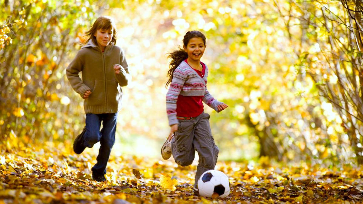 A Few Outdoor Safety Tips For Little Ones